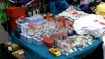 Do you love New York? Then buy some tchotchkes