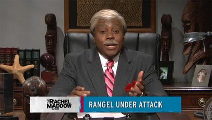Charles Rangel can, and should not, be trusted: