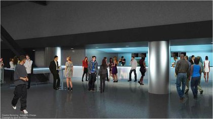 The bar off the Main Concourse.