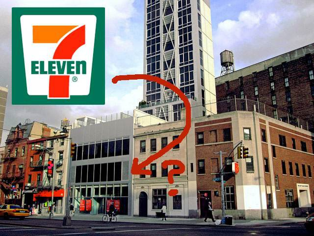 The future home of Manhattan's next 7-Eleven?