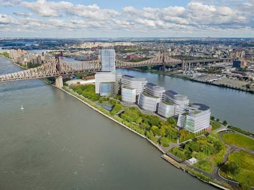 Stanford's plan for a high-tech campus on Roosevelt Island will now never be.