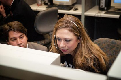 Chelsea Clinton makes calls in support of marriage equality