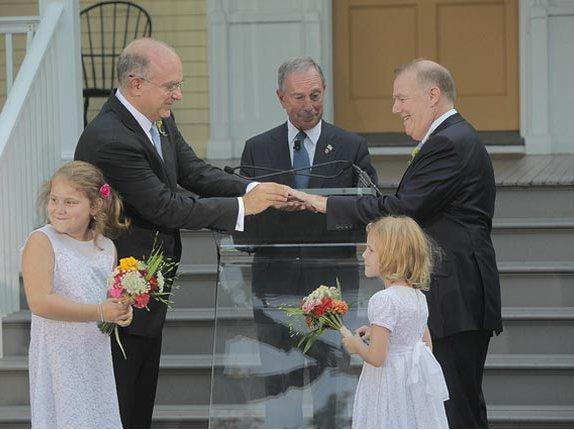 Gay giuliani marriage