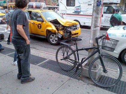 The cab.