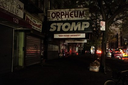 Stomp isn't very high-voltage right now.