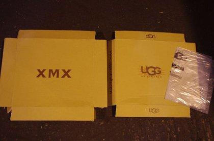FAKE UGG BOXES!