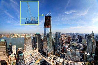 The 100th floor