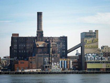 The Domino Sugar Factory