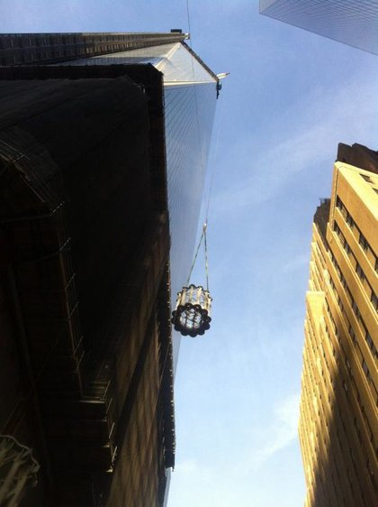 More spire lifting
