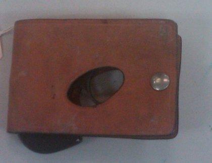 The wallet gun