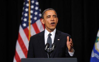 President Obama speaks in Newtown, CT