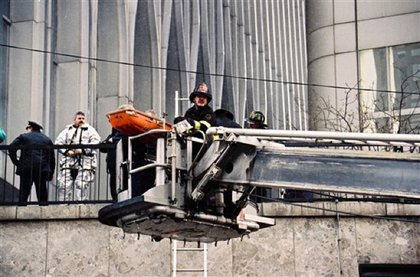 Inspecting the WTC in 1993