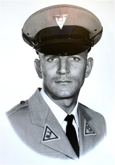 State Trooper Werner Foerster