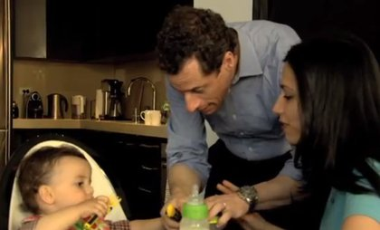 Hey, Anthony Weiner and his family!