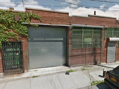 The grow house on 57th Drive in Queens
