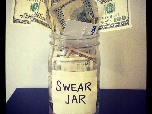 Photo Potty Mouthed Weiner Spokeswoman Starts Swear Jar Gothamist