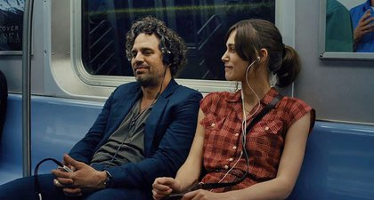 BEGIN AGAIN: I still think about John Carney's low-fi love story Once, about the Dublin busker and immigrant cleaning woman, because it was so achingly intimate and kind of perfect. So I'm hopeful that Begin Again will have some of the magic, though it's a bigger production with Mark Ruffalo, Keira Knightley and Adam Levine. Upside: It's filmed in New York.
