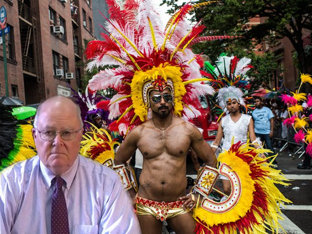 Our concern: Will Bill Donohue not understand the awesomeness of the parade?