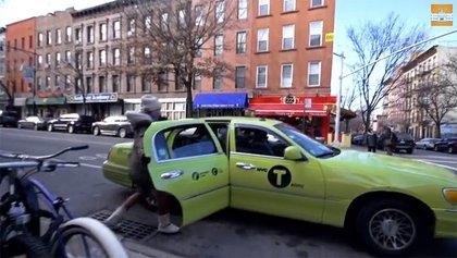 Outer-boro taxi