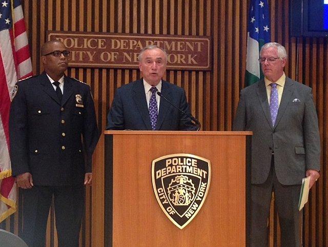 New NYPD Anti-Terror Unit Will Get Machine Guns To Police