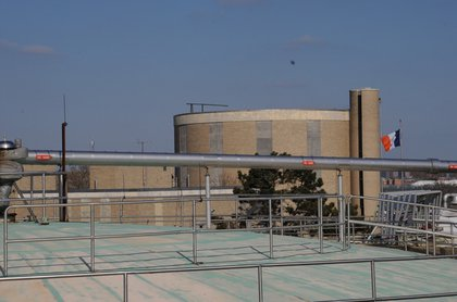 The Bowery Wastewater Treatment Plant