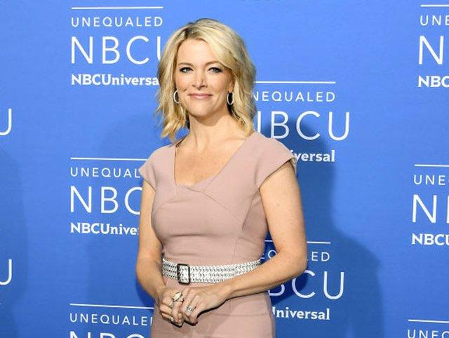 Megyn Kelly at the NBC Upfront
