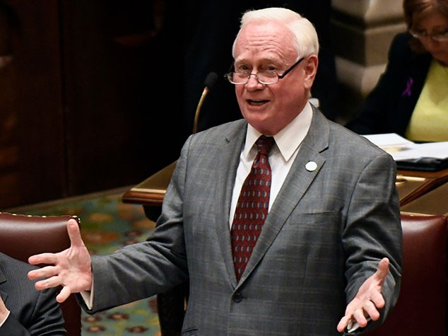 State Senator Martin Golden in 2017