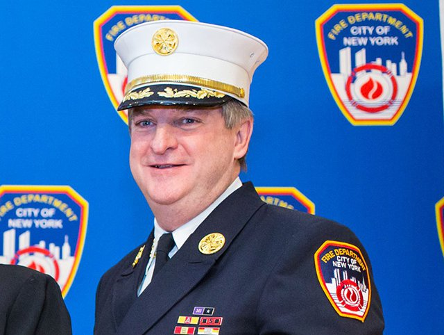 FDNY Chief Of Department Under Investigation For