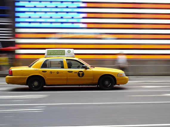 This Is Not How America Treats Its People': Taxi Drivers