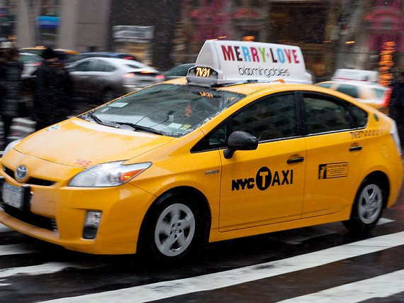 In Response To Taxi Medallion Crisis, City Arrests Debt