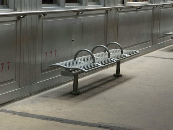Does this bench look friendly?