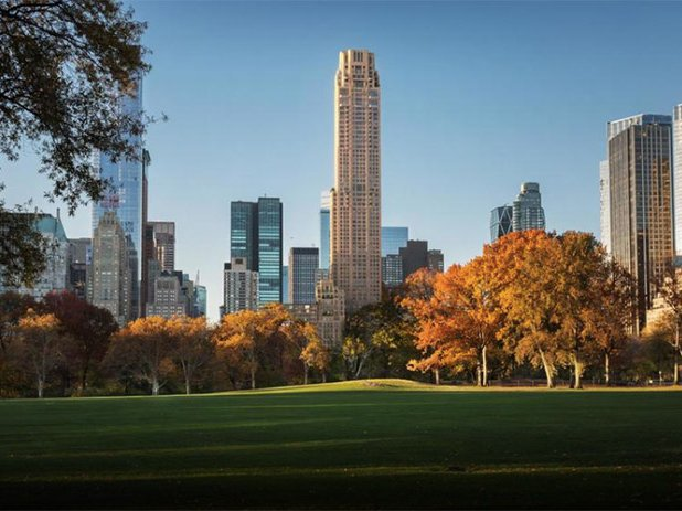 Rendering of 220 Central Park South