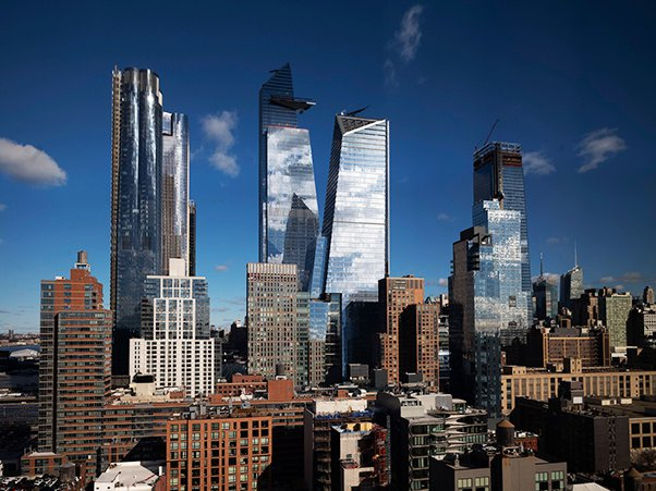 Guide To Hudson Yards The Food The Public Space The