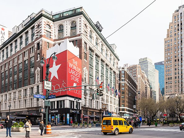 Macy's Will Build Skyscraper On Top Of Herald Square Flagship ...