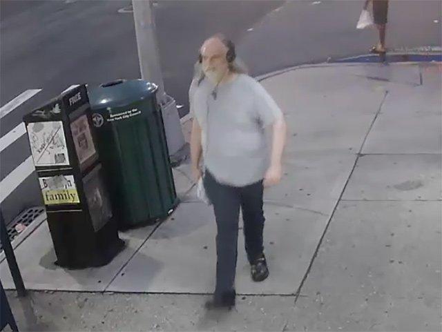 Still of the suspect