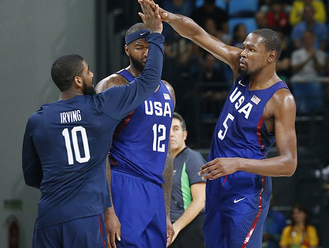 the latest e9bda 4d0b8 Kevin Durant, Kyrie Irving Headed To Brooklyn Nets In ...