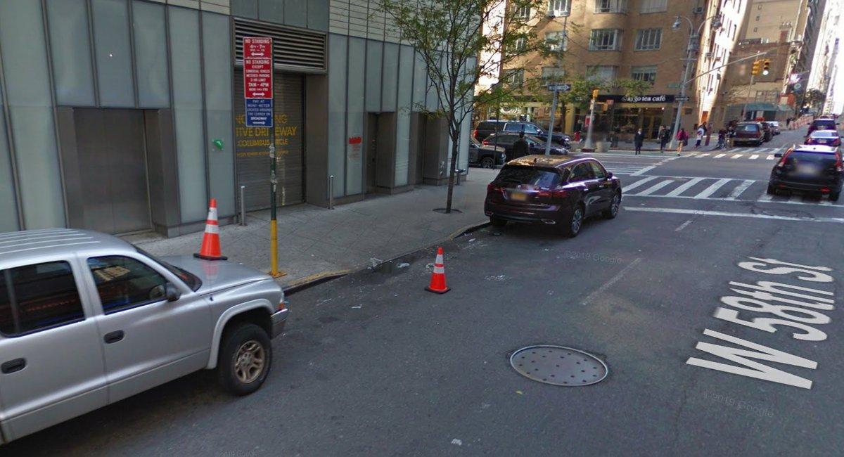 Body Found In Midtown Manhattan Manhole