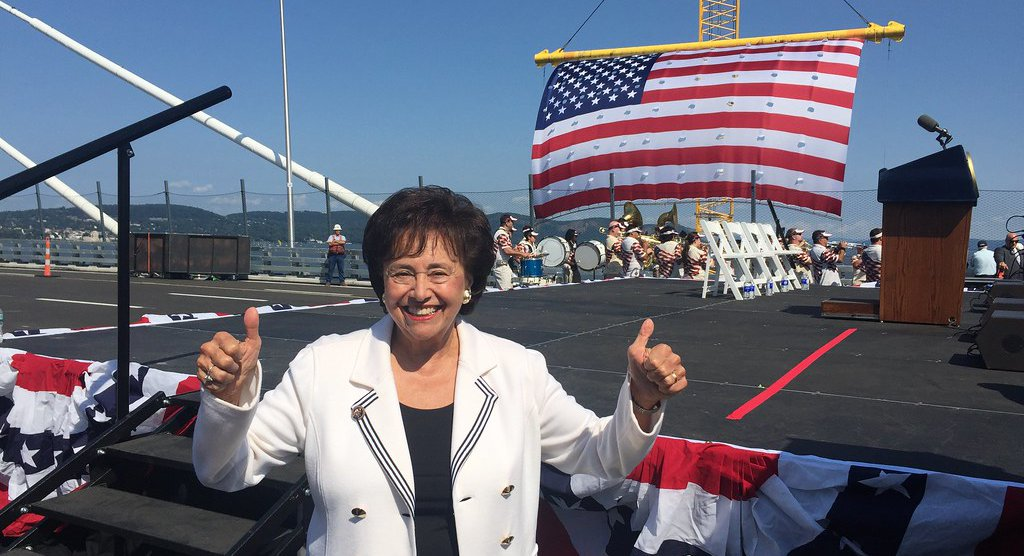 Nita Lowey, Elected To Congress In 1988, Will Not Run For Re-Election