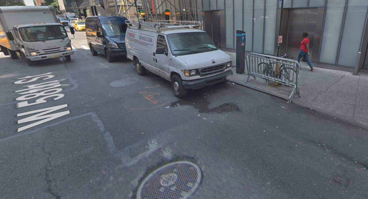 Video Reportedly Shows Man Stumbling Into Open Manhole