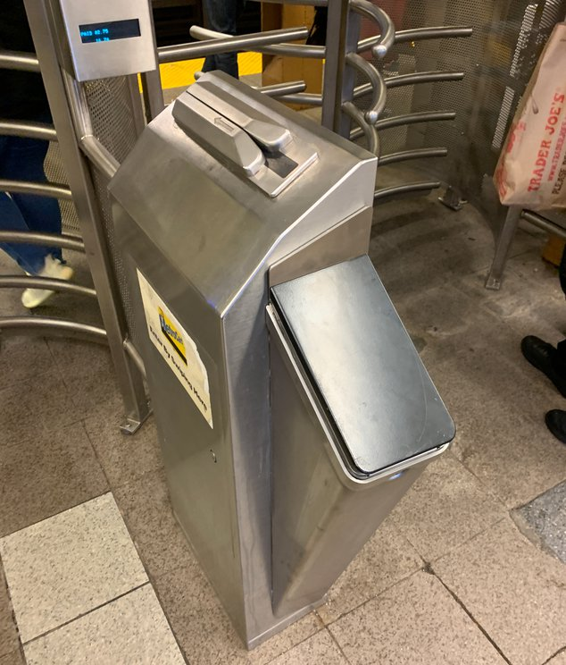 OMNY, MTA's Tap-To-Pay System, Expands To 40 More Stations In December