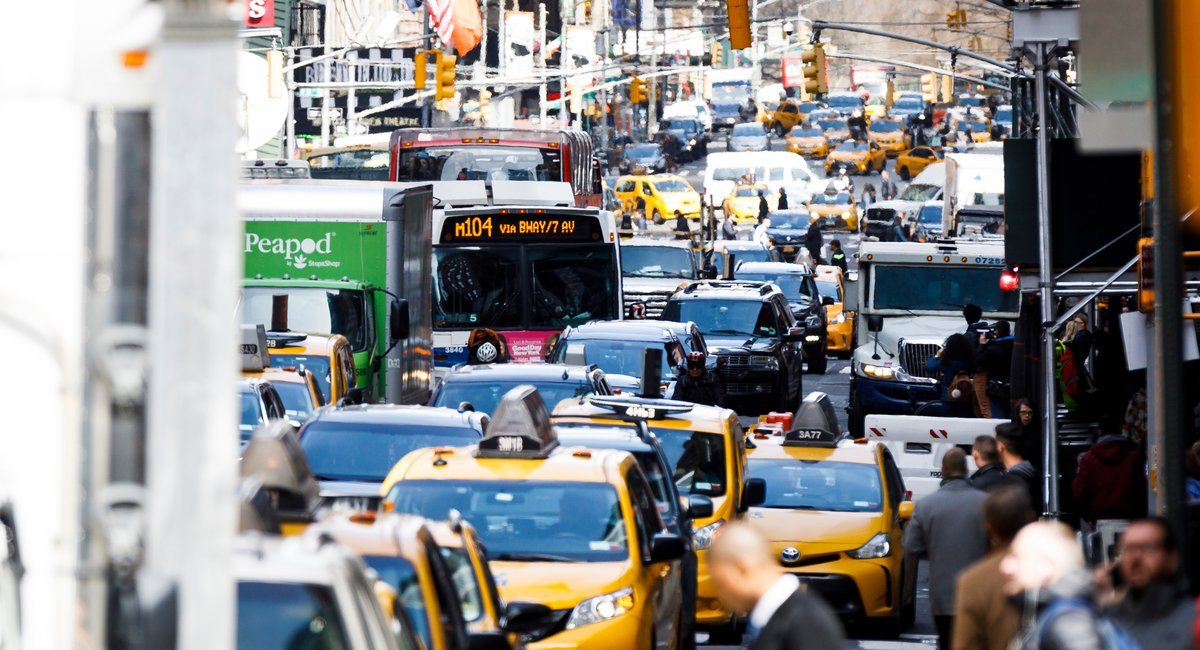 What The Hell Is Happening To Congestion Pricing?