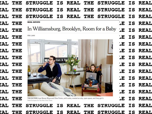Brunch Hate Reads: The Tedium Of Real Estate Narcissism