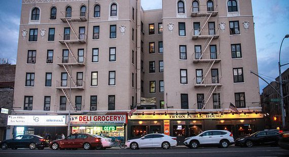 Inwood Rezoning Opponents Deride City's 'Show And Tell' In Washington Heights
