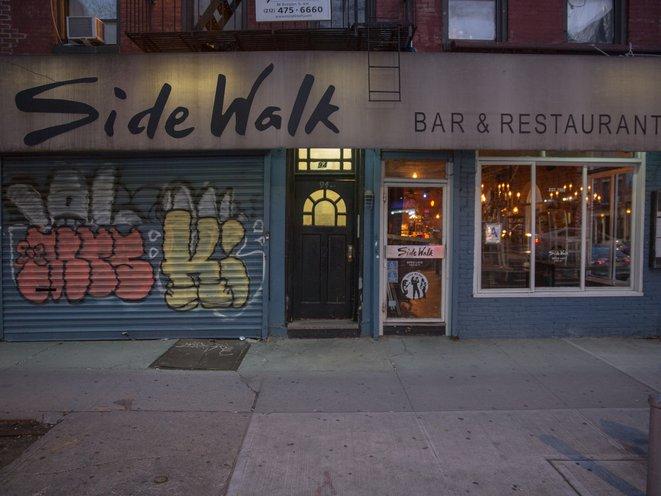 So Weird But Amazing': An Oral History Of Sidewalk Cafe