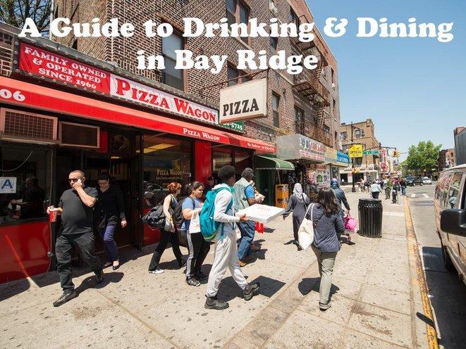 A Food Drink Tour Of Bay Ridge Brooklyn Gothamist