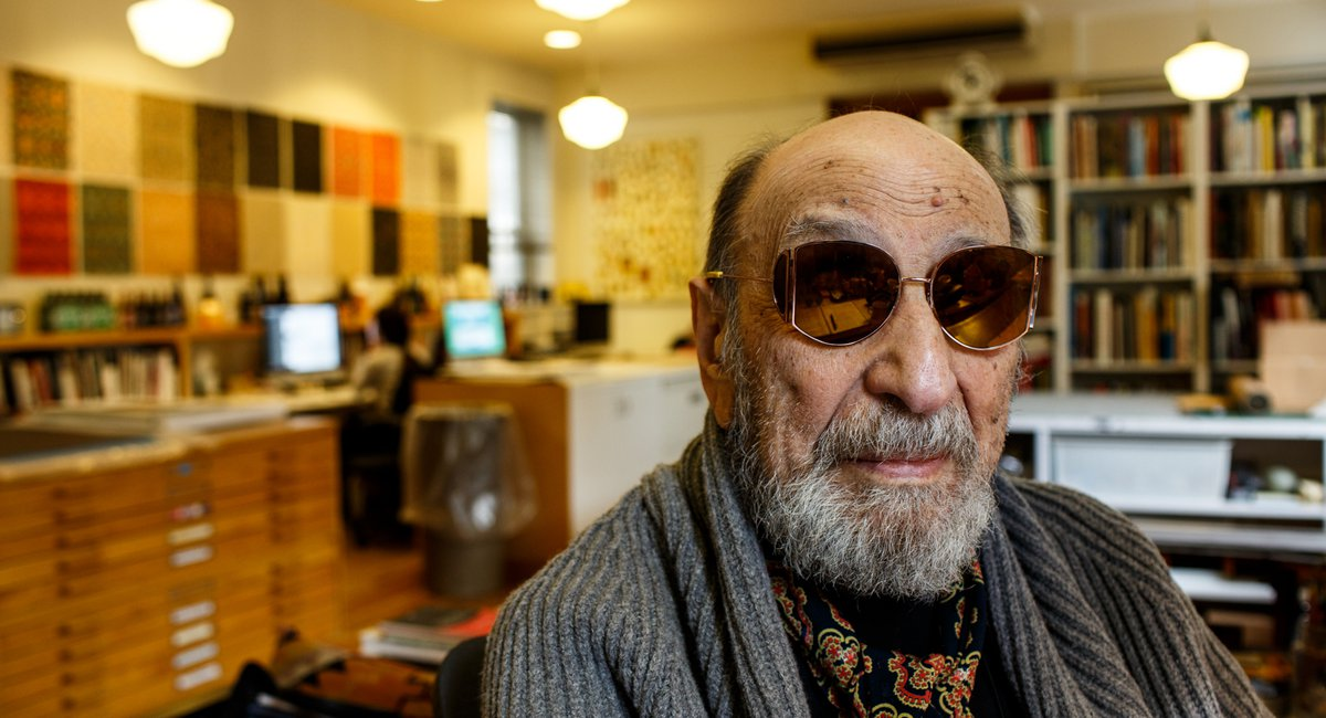 A Conversation With Milton Glaser As His Iconic, Psychedelic Bob Dylan Poster Turns 50