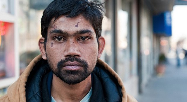 Photographer Chris Arnade Documents Addiction, Life In The