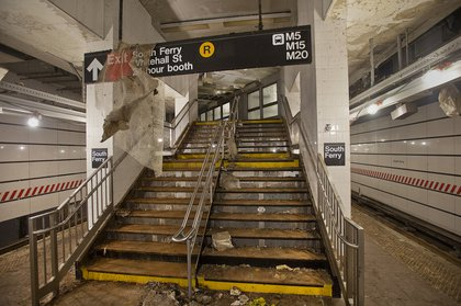 The station in 2013 (MTA Photos)