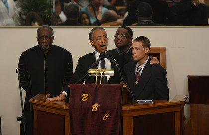 The Rev. Al Sharpton<br/>