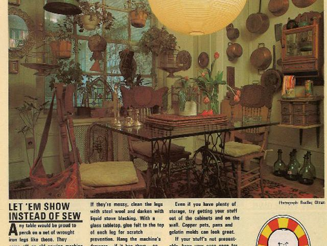 Design Tips From The September 1976 Apartment Life Magazine